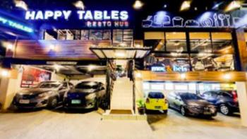 Happy Tables Resto Hub